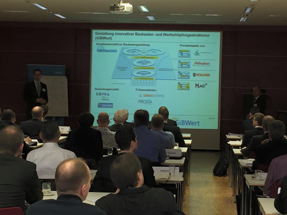 Transferseminar am 25.03.2015 in Bochum