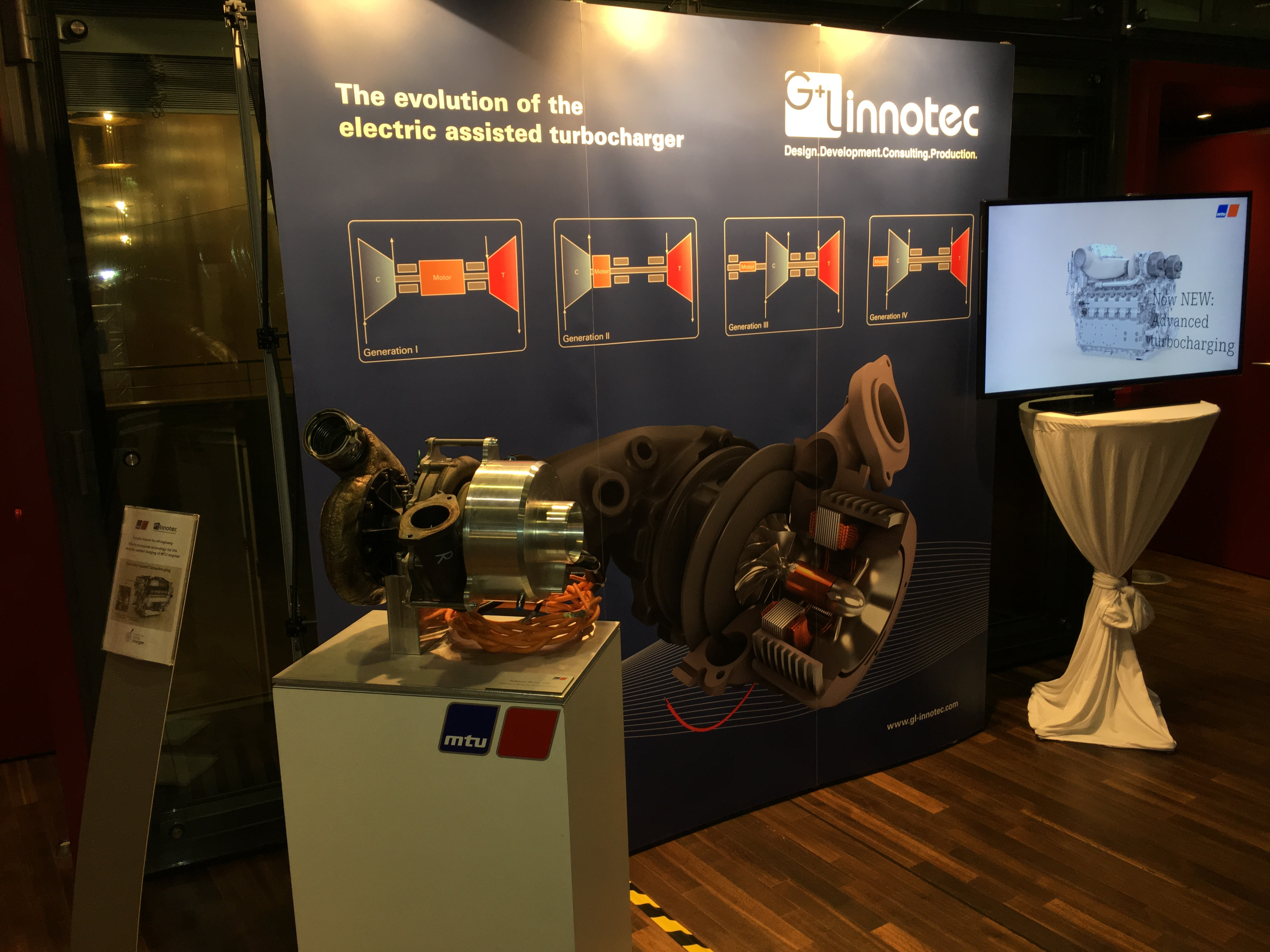 Booth of G+L innotec GmbH